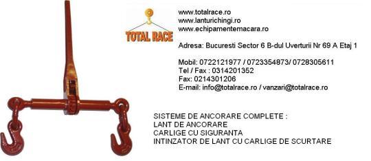 INTINZATOR DE LANT TOTAL RACE