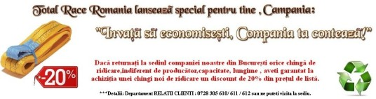 Sufe ridicare, sufe macarale, sufe textile , sufe de ridicat echingi.ro / Total Race