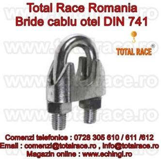 Clipsuri (bride) tip DIN 741 Total Race