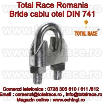 Clipsuri (bride) tip DIN 741 Total Race