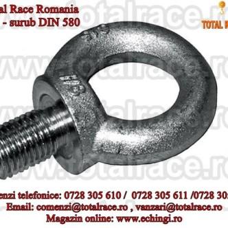 Inel cu surub (surub de ridicare) DIN 580