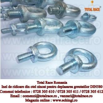 Ocheti de ridicare DIN 580