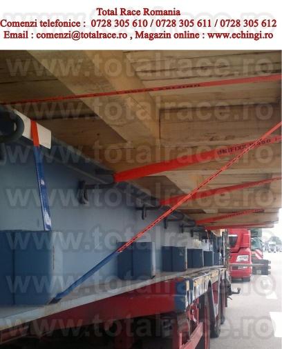 Banda ancorare Unifixx® pentru transport feroviar Banda ancorare Unifixx® pentru transport agabaritic