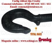 Carlig cu tija livrare din stoc Bucuresti Total Race