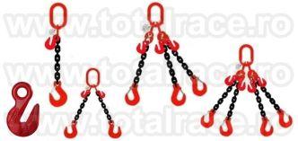 Sisteme ridicare lanturi cu un brat Sisteme ridicare lanturi cu 2 brate