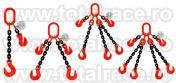 Sisteme ridicare lanturi cu 3 brate Sisteme ridicare lanturi cu 4 brate