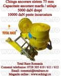 Chingi poliester 10 tone ancorare marfuri  lungime 6 metri echingi.ro Chingi asigurare marfa 10 tone lungime 6 metri