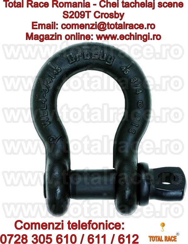 Chei tachelaj S209T Crosby® diverse modele speciale pentru off road