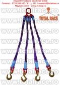 Dispozitive chingi textile macarale Total Race