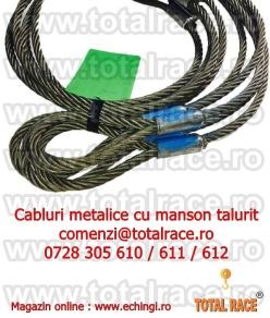 Cabluri macara cu masoane talurite