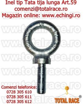 Inel de ridicat cu filet exterior tija lunga Art.59 stoc Bucuresti