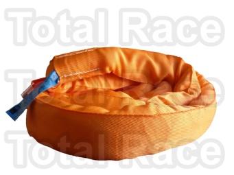 Chinga ridicare textile cu gase urechi tone capacitati mari portocalie