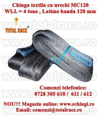 chingi textile ridicare 4 tone chingi cu gase promo
